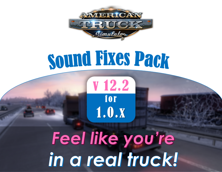 Sound Fixes Pack v12.2