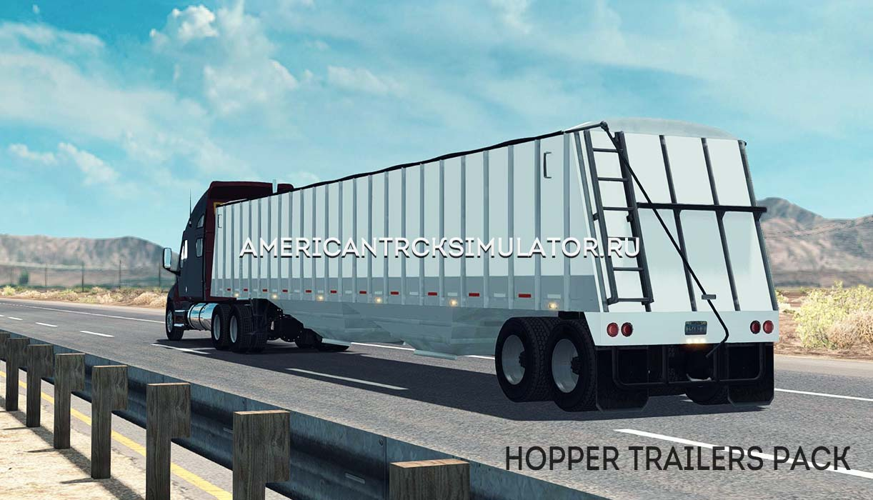 Hopper Trailers Pack
