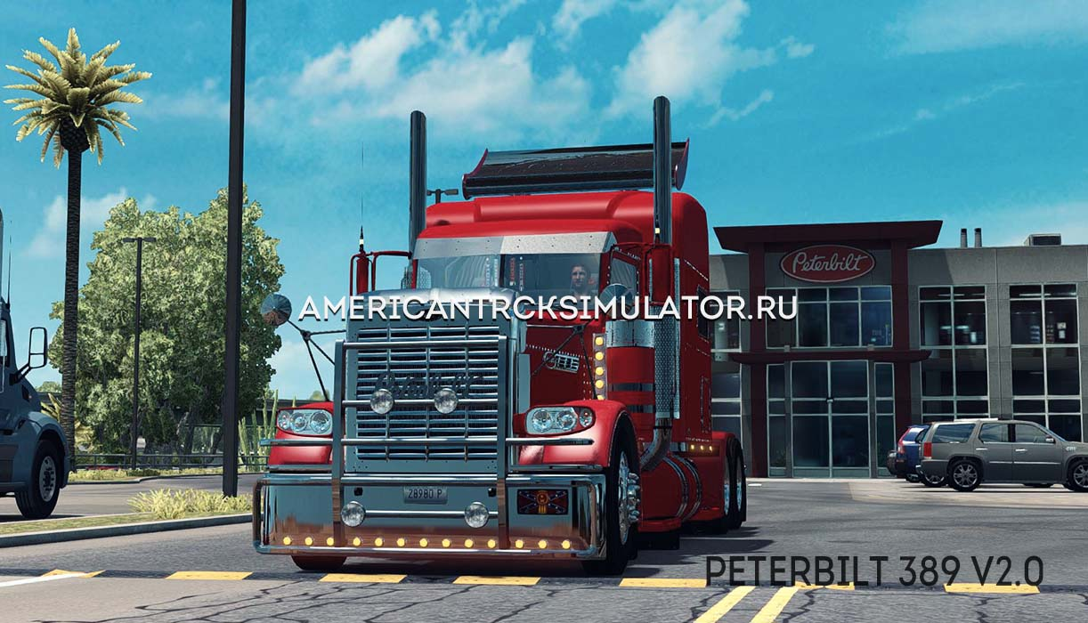 Peterbilt 389 v2.0 Modified