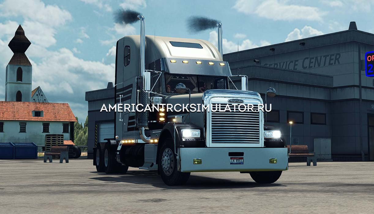 Freightliner Classic XL v2.1 от So...