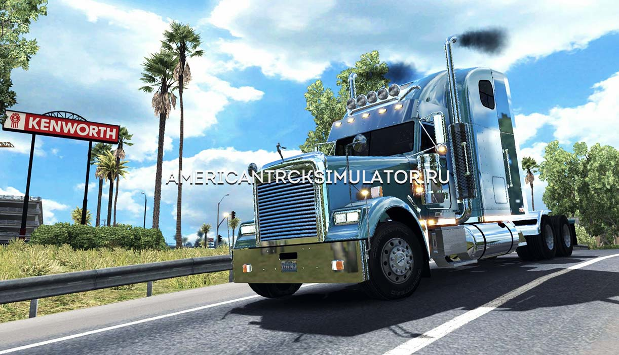 Freightliner Classic xl v2.2 от Tr...