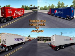 Мод Trailers and Cargo Pack для Am...