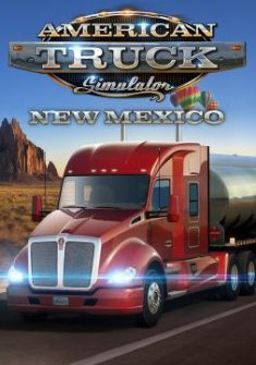 American truck simulator new mexic...