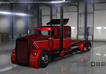 Мод Kenworth The «Phantom» + «Phan...