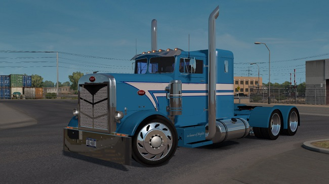 Мод Freightliner Classic XL